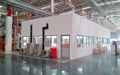 Manufacturing Plant, Phaltan, Maharashtra
